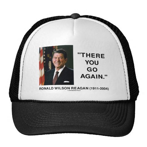 There You Go Again Mesh Hats