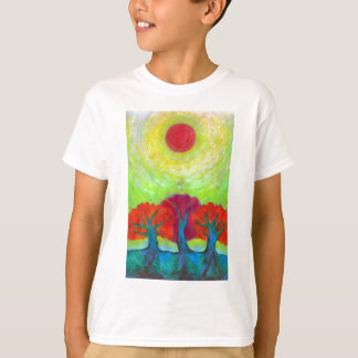 Theree Sun T-Shirt