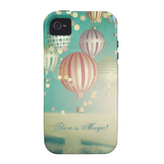 There's magic in the air (Christmas Time) Vibe iPhone 4 Case