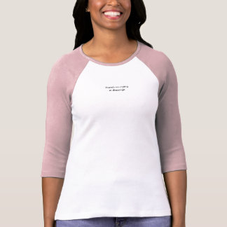 There's no crying in dressage T-Shirt