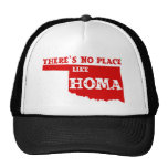 There's No Place Like Homa Oklahoma Mesh Hat