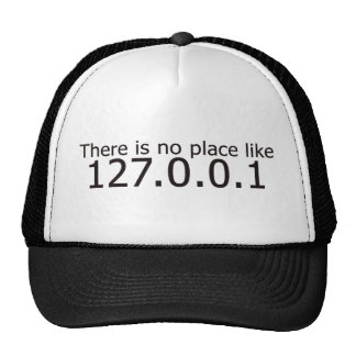 Theres no place like home ip address cap