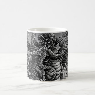 TheReturn2, Todd Swanson Illustration Coffee Mug