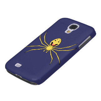 Theridion grallator AKA Happy Face Spider Galaxy S4 Case