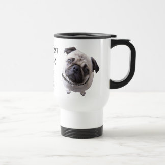 "Thermal cup ""pug """