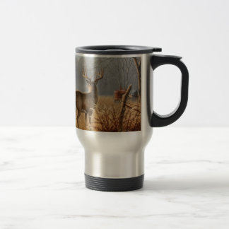Thermal Deer Mug