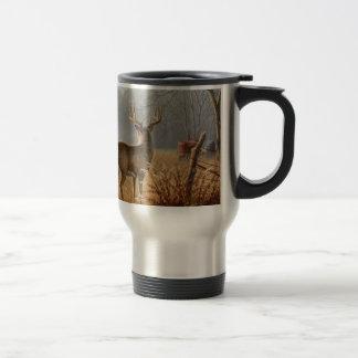Thermal Deer Mug