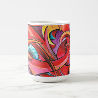"""Thermal Equilibrium"" Coffee Mug"