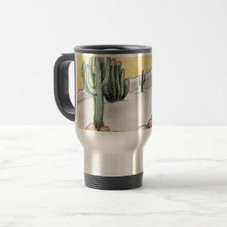 Thermal mug - Cactus