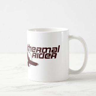 Thermal Rider Basic White Mug