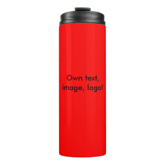 Thermal Tumbler uni Red