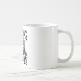 Thermodynamics Basic White Mug