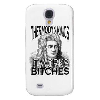 Thermodynamics Galaxy S4 Covers