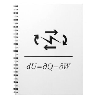 Thermodynamics First Law Notebook