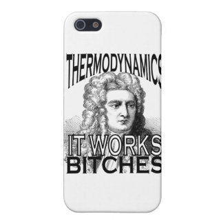Thermodynamics iPhone 5 Case