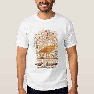 thermopolium  depicting phoenix and inscription t shirt