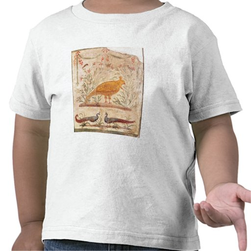 thermopolium  depicting phoenix and inscription shirts