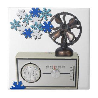 ThermostatHeaterFanSnowflakes052215 Small Square Tile