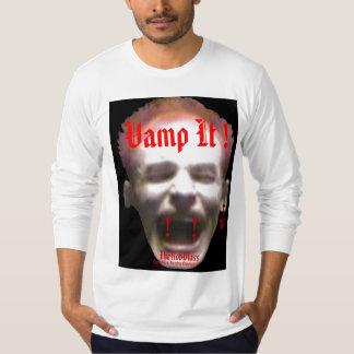 TheRobGlass Vamp It ! Vampire Longsleeve Tee Shirts