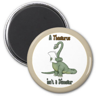 Thesaurus Dinosaur Refrigerator Magnets