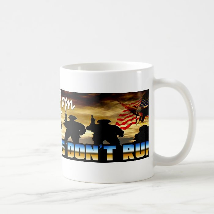 These Colours Don't Run! Coffee Mug
