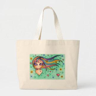 These dreams canvas bag