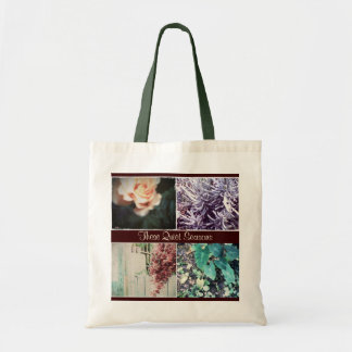 These Quiet Seasons Four Views Tote Bag