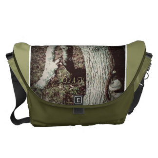 These Quiet Seasons January Oaks Courier Bag