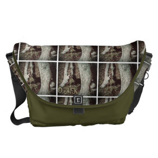 These Quiet Seasons January Oaks Courier Bags