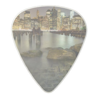These sticks are in Brooklyn Park Acetal Guitar Pick