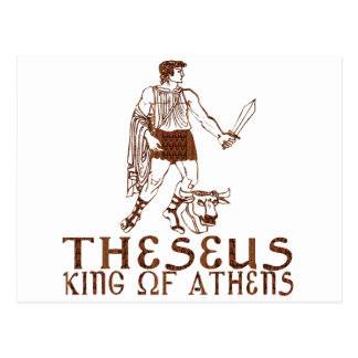 Theseus Postcard