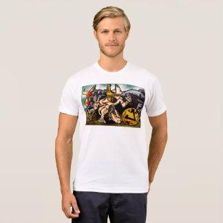 Theseus Slays the Minotaur T-Shirt