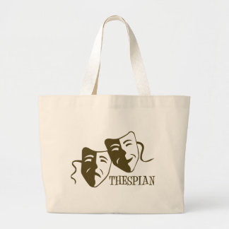 thespian od green canvas bags