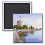 Thessaloniki Fridge Magnets