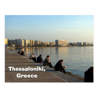 Thessaloniki,Greece Postcard