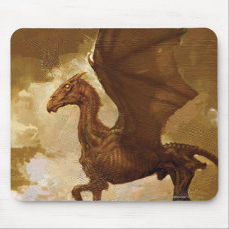 Thestral Mouse Mat