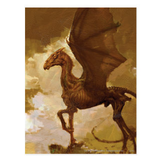 Thestral Postcard