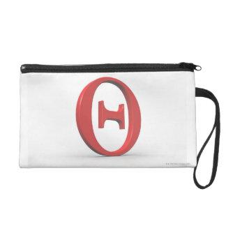 Theta 2 wristlet purses