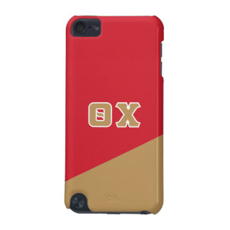 Theta Chi | Greek Letters iPod Touch (5th Generation) Cases