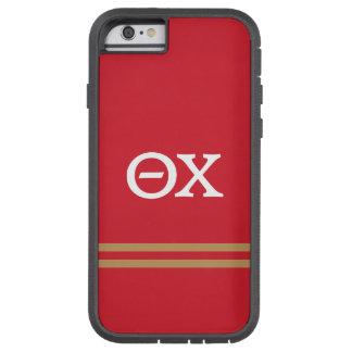 Theta Chi   Sport Stripe Tough Xtreme iPhone 6 Case