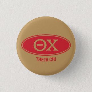 Theta Chi | Vintage 3 Cm Round Badge