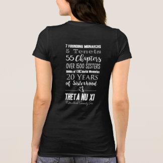 Theta Nu Xi 20th Anniversary Shirt