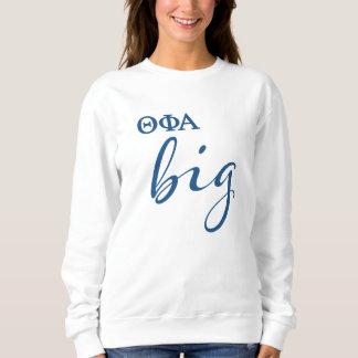 Theta Phi Alpha Big Script Sweatshirt