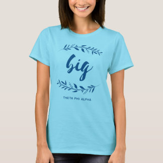 Theta Phi Alpha Big Wreath T-Shirt