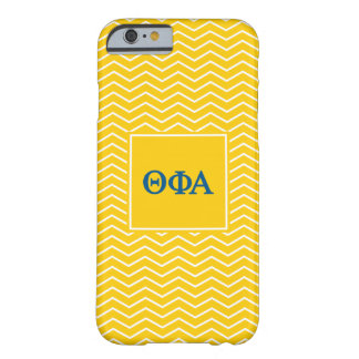 Theta Phi Alpha | Chevron Pattern Barely There iPhone 6 Case
