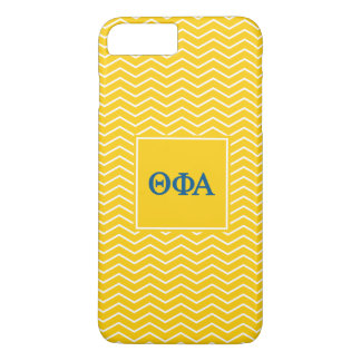 Theta Phi Alpha | Chevron Pattern iPhone 8 Plus/7 Plus Case