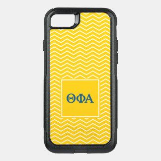 Theta Phi Alpha | Chevron Pattern OtterBox Commuter iPhone 7 Case