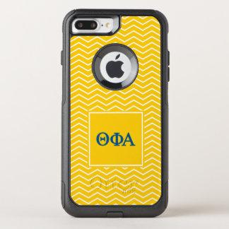Theta Phi Alpha | Chevron Pattern OtterBox Commuter iPhone 8 Plus/7 Plus Case