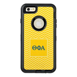 Theta Phi Alpha | Chevron Pattern OtterBox iPhone 6/6s Plus Case