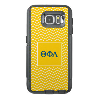 Theta Phi Alpha | Chevron Pattern OtterBox Samsung Galaxy S6 Case